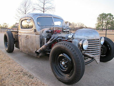 1938 Dodge Other Pickups  1938 Dodge Brothers, rat rod, 4 wheel disc, 700 R4, 355CI chevy, Lucky 7axle
