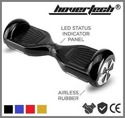 """By HoverTech®️️ - Hoverboard 6.5"""" Swegway Electric Self Balance Wheel Scooter"""