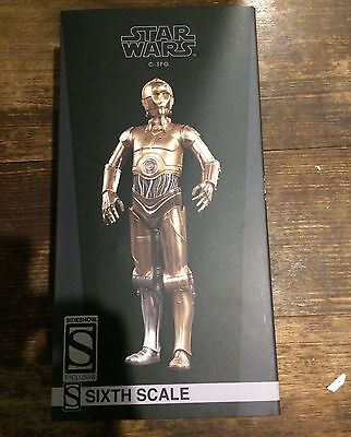 Sideshow Collectibles Star Wars C3PO Exclusive 6th scale figure