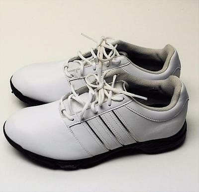 New Women's Size 7.0 Adidas Golflite Ride golf shoes White