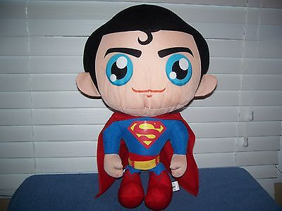 """Vintage Six Flags Exclusive Superman Doll 17 1/2"""""""