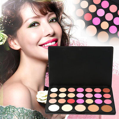 New Cosmetics 26 Color Blush Palette Makeup Professional Contouring Eyeshadow Y#