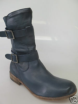 Silent D - new ladies leather ankle boot size 37 #8