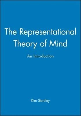 The Representational Theory of Mind by Kim Sterelny Paperback Book (English)