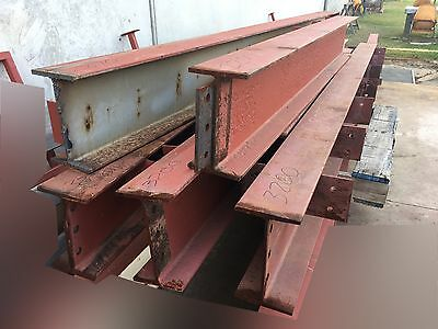"Steel ""I"" Beams 150mm x 260mm Various Lengths from 2.2m - 2.8m"