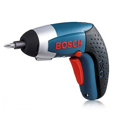 BOSCH IXO-III 3.6 V Professional Cordless Rechargeable Portable Screwdriver Set