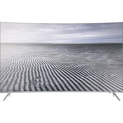 Samsung UE43KS7590, 43 Zoll Curved 4K Ultra HD LED-TV, 2200 PQI, WLAN, Smart TV
