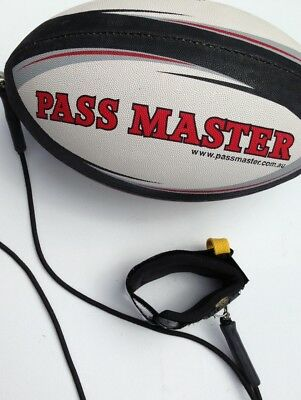 Rugby League Ball - Mod Size - BEST Training Ball - FREE Postage - Age 5 to 14