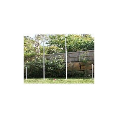 AFL Goal Posts - Regular size posts - Perfect for the back yard and young kids