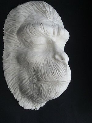 CORNELIUS - THE PLANET OF THE APES- DEATH MASK  life sized