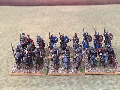 15mm DPS painted Ancient DBMM FOG ADLG Middle Imperial Roman Cavalry unit T111