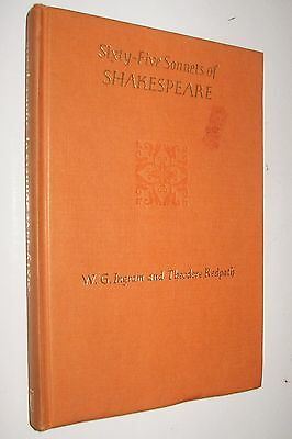 Sixty-Five Sonnets Of Shakespeare - En Ingles