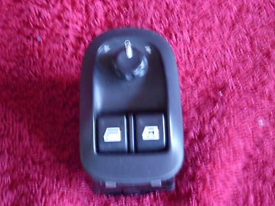 Peugeot 306 2001 Drivers side front window and door mirror control switch