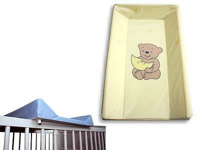 Changing table / Wrap board / Changing mat Phtalanfrei yellow new