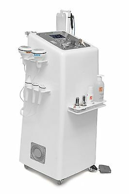 NEW MICRODERMABRASION CELULLOGY LIPOSUCTION MESOTHERAPY BEAUTY MACHINE 7 in 1