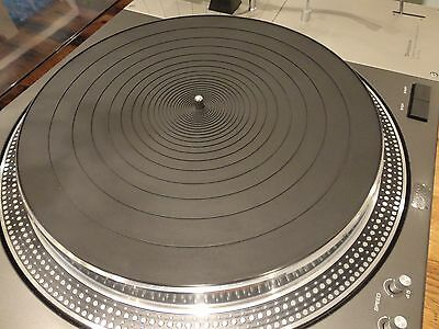 Parting Out Technics Sl-1100 Sl-1100A Sl-110 Vntg Oem Rubber Mat Sheet Sftg110