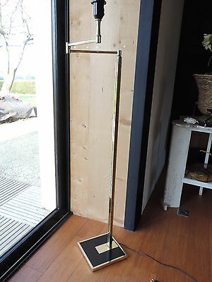 Lampadaire Willy Rizzo 1970 Lampe Liseuse Vintage Floor Lamp Light 60 70 Lampada