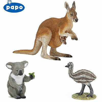 PAPO Choice of 23 all with Tags BULLYLAND Wild Animal Kingdom POLAR