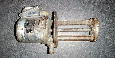Graymills Mfg Gusher Coolant Pump 1/8 HP _ 115/230 Volt _ 2850/3400 RPM
