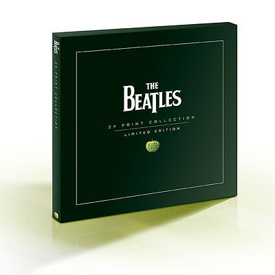 The Beatles - 50th Anniversary Limited Edition Art Print Box Set