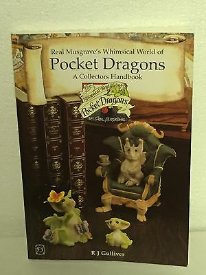Pocket Dragons Collectors Handbook By Gulliver Hand signed. 2003.
