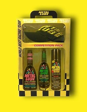Pack Competicion Metal Lube
