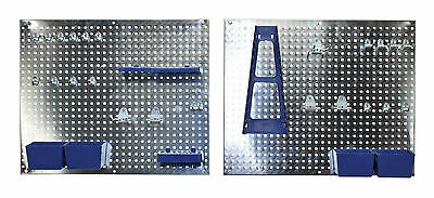 Sealey S01102 Wall Storage Pegboard Set 34pc