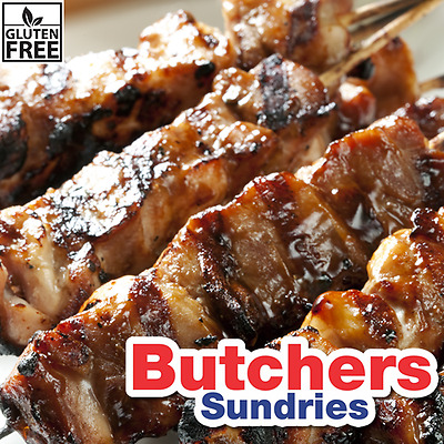 Butchers Sundries Gluten Free Smokey BBQ Glaze 250G / Marinade / Meat Rub
