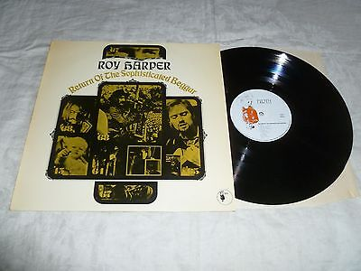ROY HARPER-return of the sophisticated beggar '66 UK BIRTH LP. DEBUT PSYCH FOLK