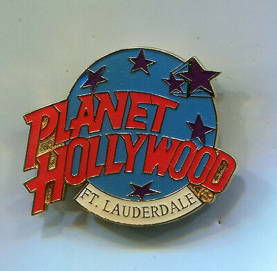Planet Hollywood   Ft. Lauderdale  Anstecknadel