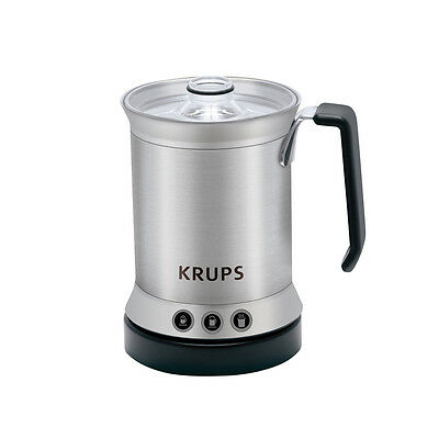 Krups NEW Stainless Steel Milk Frother Model XL200011