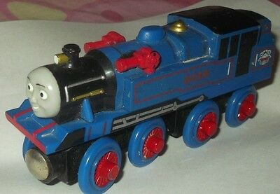 WOODEN magnetic THOMAS the Tank engine and friends Belle Learning Curves Brands