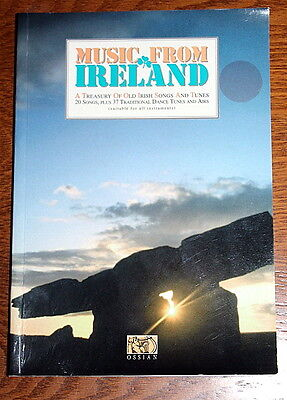 music from ireland book old irish songs & tunes all instruments traditonal folk