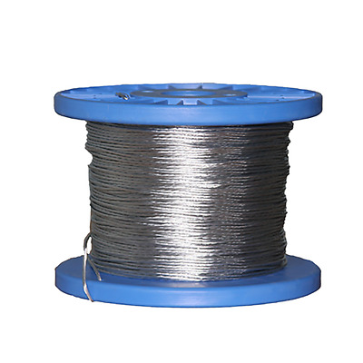 Fenceman Electric Fence Wire Galvanised 7 Strand 200m
