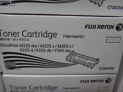 NEW Fuji Xerox Black Toner With High Yield Estimate 2600 Pages from Fairdinks