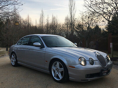2003 Jaguar S-Type R Sedan 4-Door R free shipping warranty supercharged clean luxury financing cheap rare 4.2