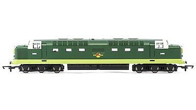 Hornby RailRoad BR Class 55 Diesel Electric Locomotive R3497 Free Shipping