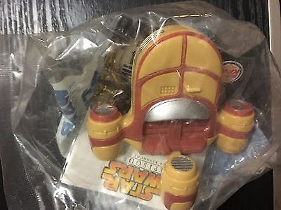 Star Wars: Episode III Revenge of the Sith Burger King Toy 2005 - Brown ship