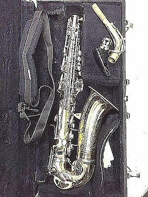 Evette Alto Saxophone with Hard Case