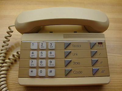 Vintage Northern Telecom Priority Desk Telephone Made In Canada