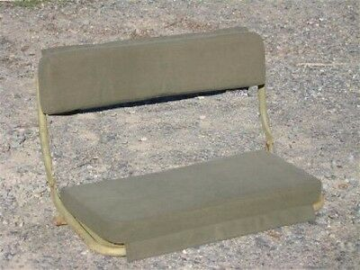 Military Jeep MB/GPW Rear Seat Cushion Set 1 Day Handling!