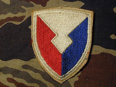 US Army Material Command color shoulder patch