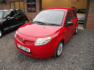 2007 Proton Savvy Street 1.2cc 5 Door Hatchback Bright Red