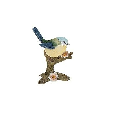 Garden Birds Collection - Blue Tit Figurine - B3