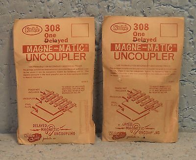 Kadee O Scale #308 Magne-Matic Delayed-Action Under-The-Track Remote Uncouplers