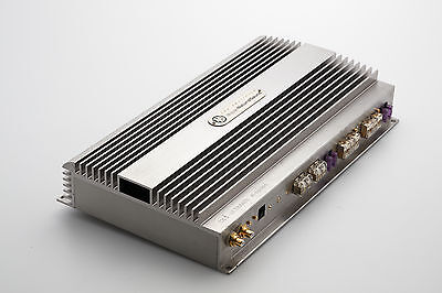 DLS A6 Ultimate A-Series Car Amplifier