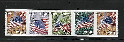2013 #4770-4773 PNC5 Flag for All Seasons #P1111 from APU