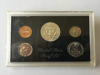 1969 United States Five Coin Proof Set   - Free Postage