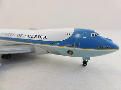 AIR FORCE ONE USAF Boeing 747-200 / VC-25 1/500 Herpa 502511-001 502511 747