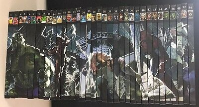 Marvel # The Ultimate Graphic Novel Collection - 35 Hardcover Comic Bundle - JS